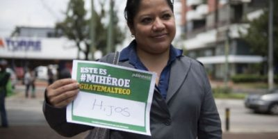 Conmemoración a #MIHÉROEGUATEMALTECO