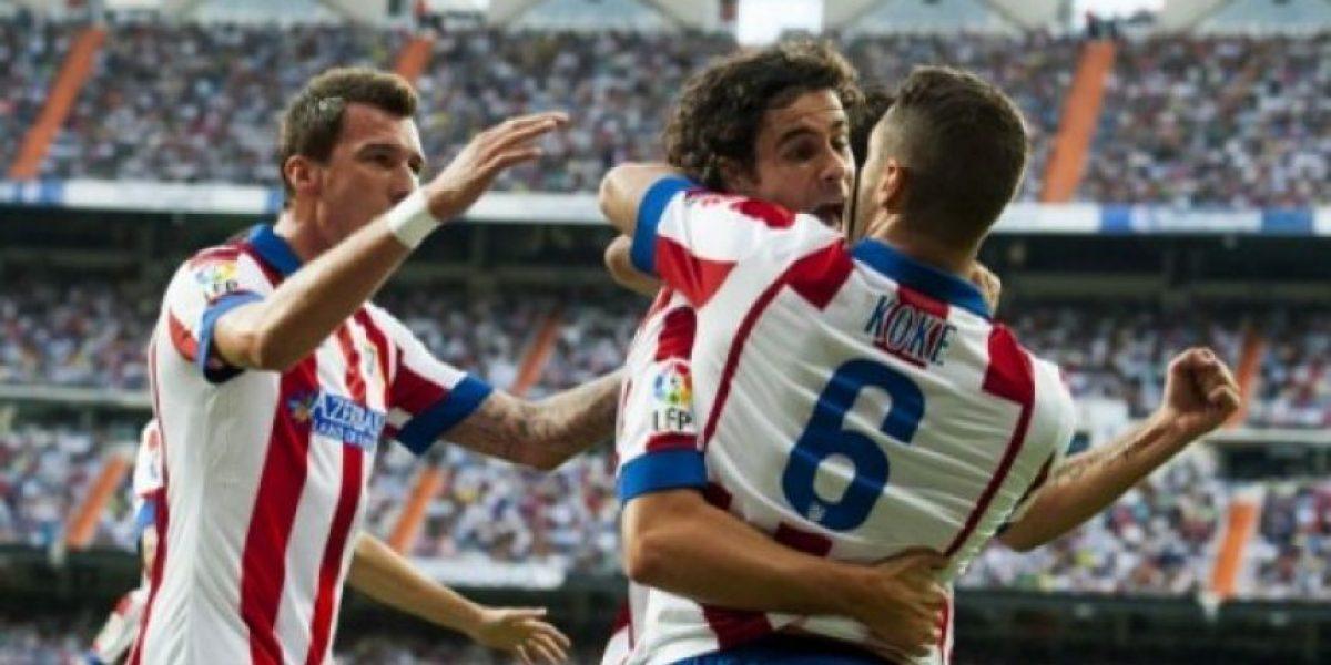 FOTOS. Atleti derrota 2-1 al Real Madrid