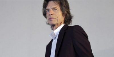 Mick Jagger actúa en el Festival de cine de Deauville