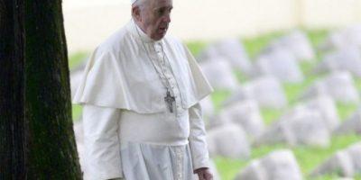 """Papa advierte de una Tercer Guerra Mundial """"por partes"""""""