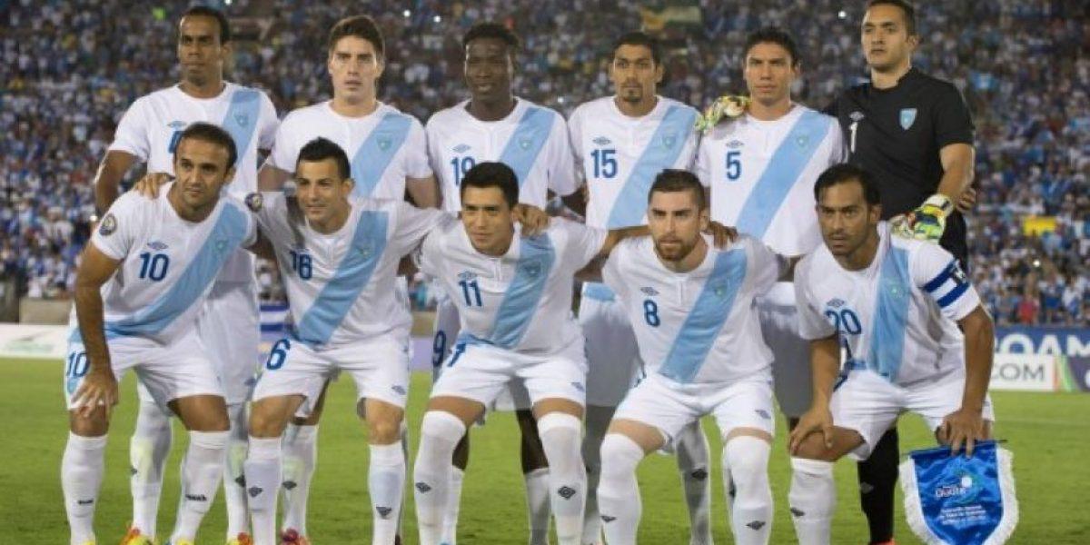Guatemala se corona subcampeón y gana pase a la Copa de Oro