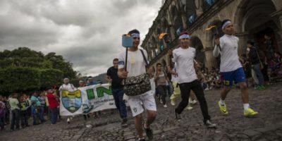 FOTOS. Guatemala celebra 193 años de Independencia