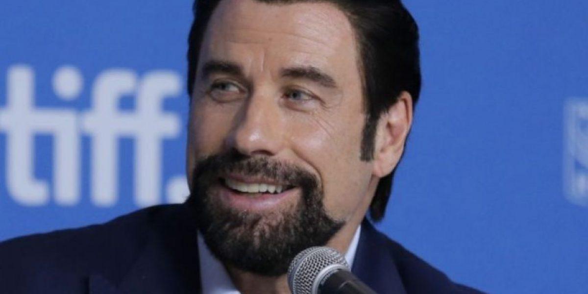 John Travolta habla de su