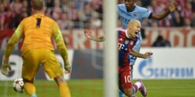Exárbitro nomina a Robben para el Oscar