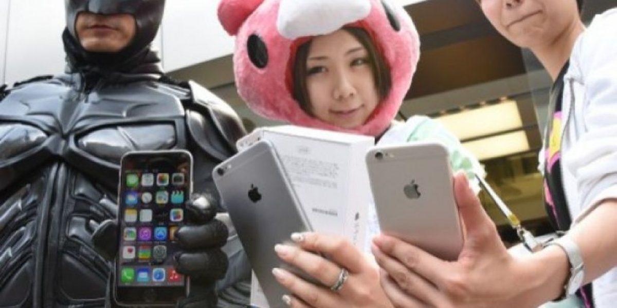 Largas filas en Tokio para adquirir los nuevos modelos de iPhone
