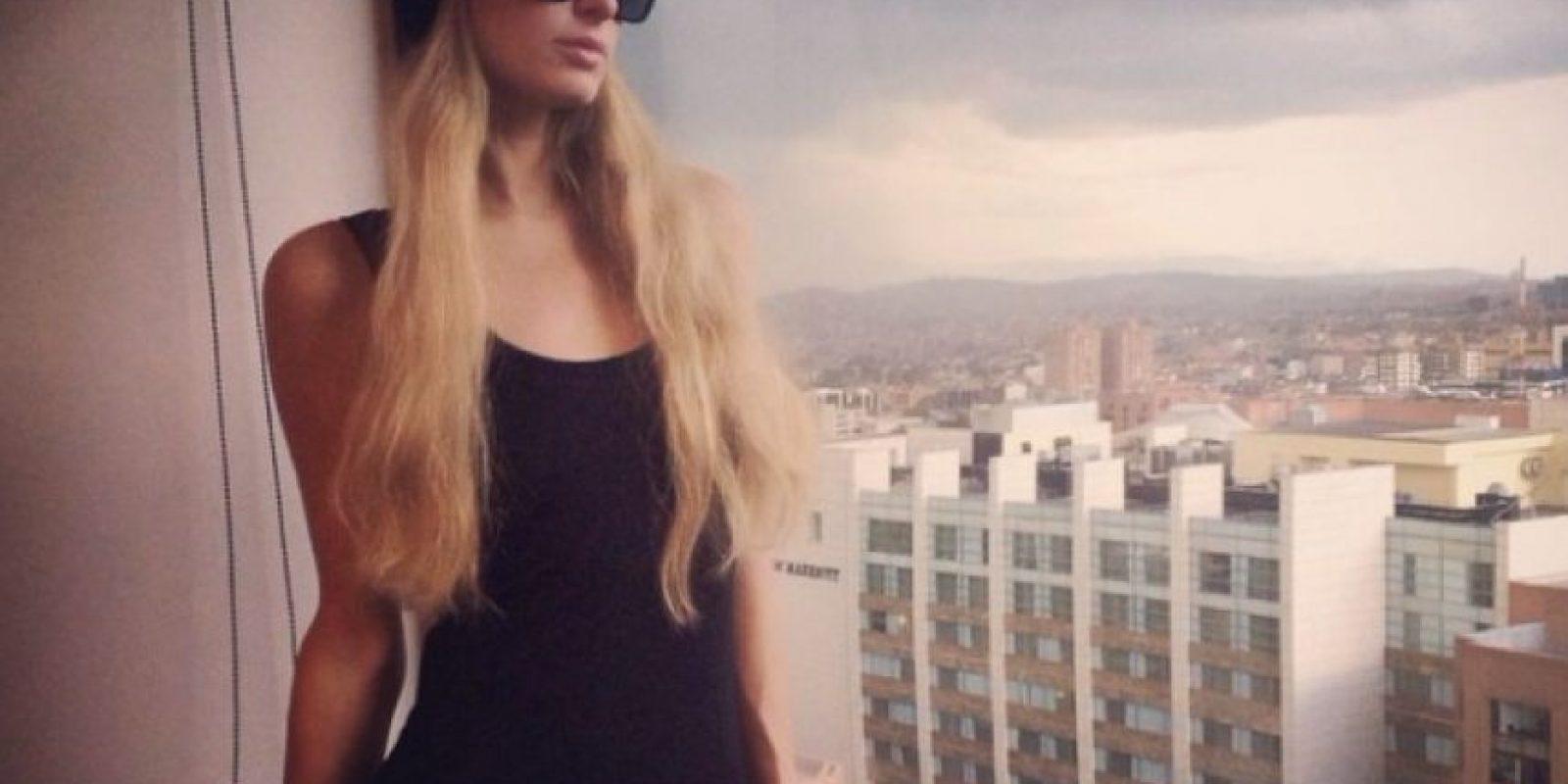 Paris Hilton visitó Colombia para presentar su show como DJ Foto:Instagram/Paris Hilton
