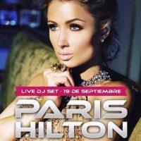 La noche del viernes 19 de septiembre la socialité se presentó en el Castillo Marroquin frente a cientos de personas que bailaron al ritmo de sus mezclas. Foto:Instagram/Paris Hilton