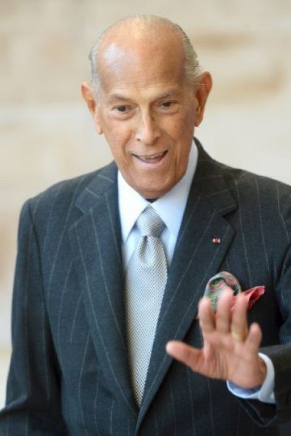 11. Oscar de la Renta Foto: Getty Images