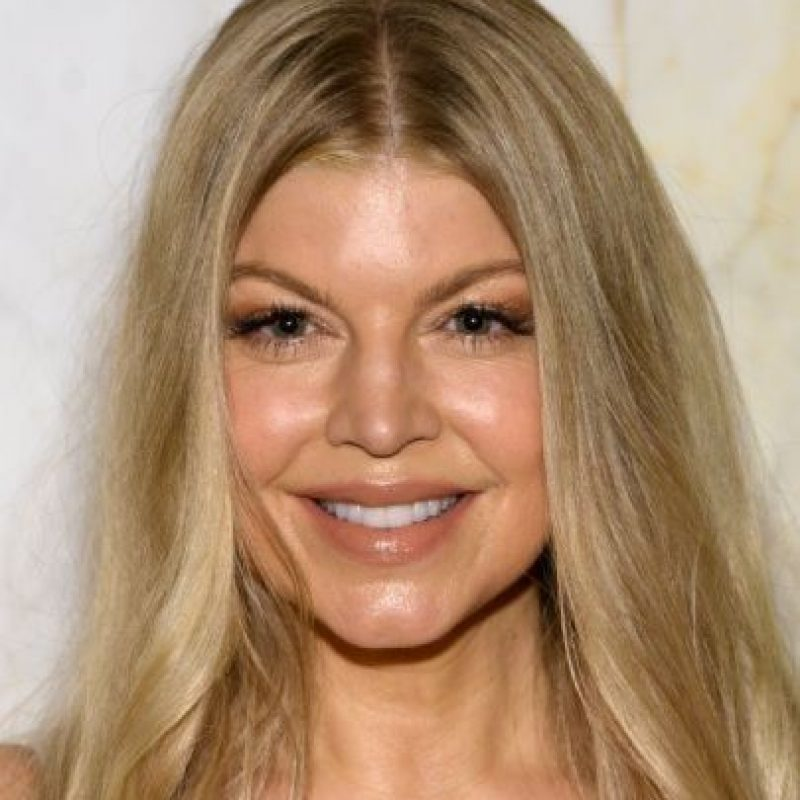13. Fergie Foto: Getty Images