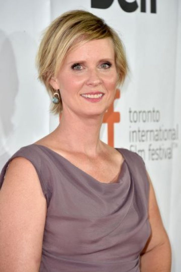 2. Cynthia Nixon Foto: Getty Images