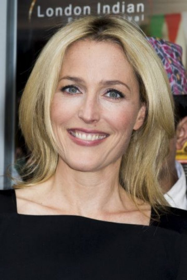 5. Gillian Anderson Foto: Getty Images