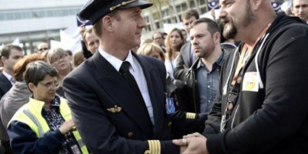 Huelga récord de Air France afecta imagen de Francia