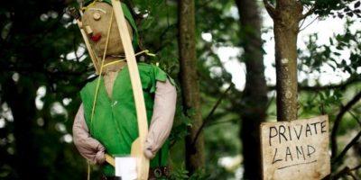 """Un """"Robin Hood"""" griego que roba a los ricos para dar a los pobres"""
