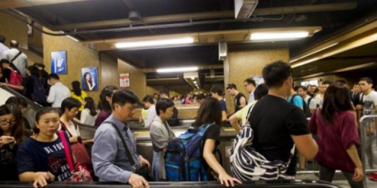 Smartphones alientan manifestaciones en Hong Kong