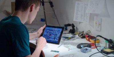 Foto:smarttechfoundation.org/profile/kai-kloepfer/