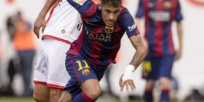 Barcelona derrota 2-0 al Rayo Vallecano con goles de Messi y Neymar