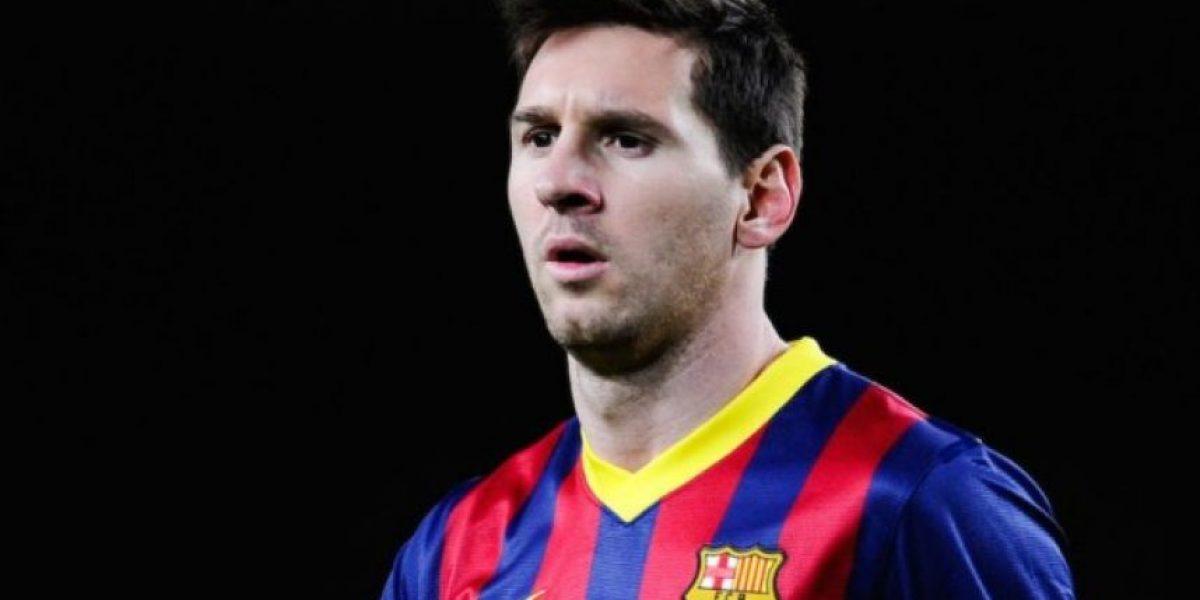 Messi y otros deportistas con problemas de impuestos