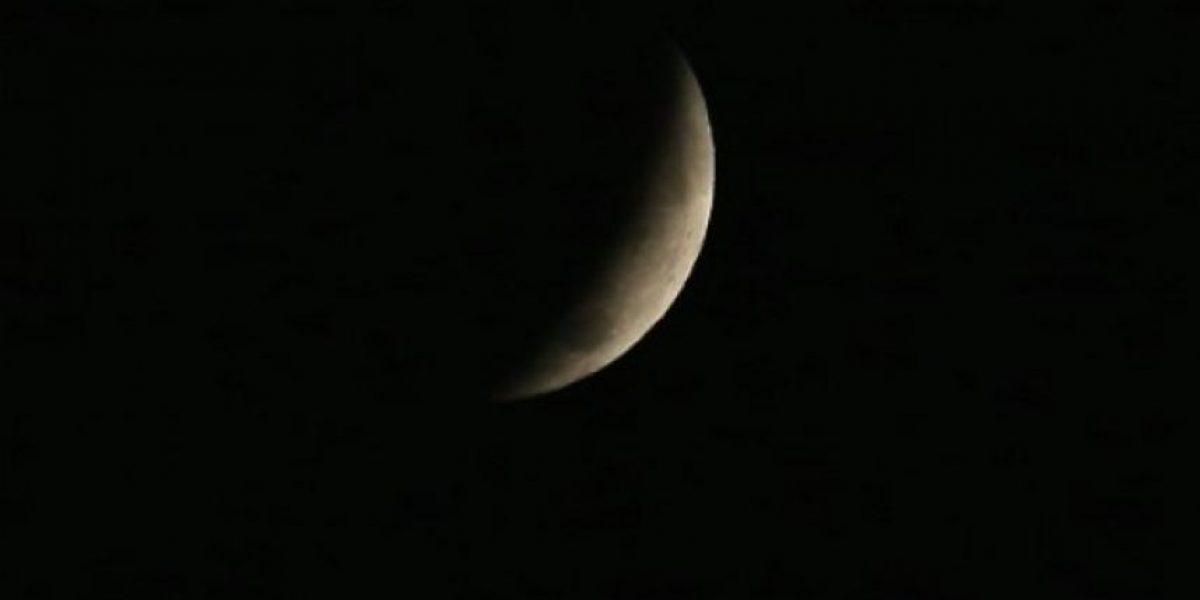 FOTOS. Así vio la luna América, Asia y Oceanía tras el eclipse