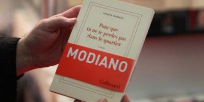 Nobel de Literatura galardona al francés Patrick Modiano