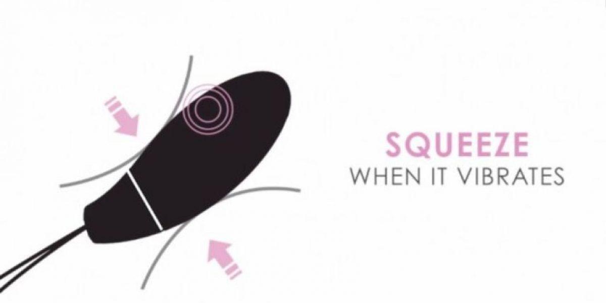 El entrenador de paredes vaginales que te hará tener mejores orgasmos
