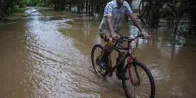 Lluvias dejan un muerto y más de 6 mil 400 damnificados en Nicaragua