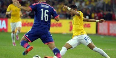 Brasil derrota a Japón con cuatro goles de Neymar