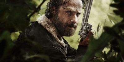 """The Walking Dead"": Así se ve el elenco de la serie sin maquillaje"
