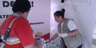 Médicos naturópatas realizan jornadas de pruebas rápidas de VHI