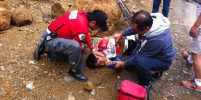 Guatemaltecos encabezan fuga