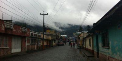 La ruta de la Vuelta invade Tecpán