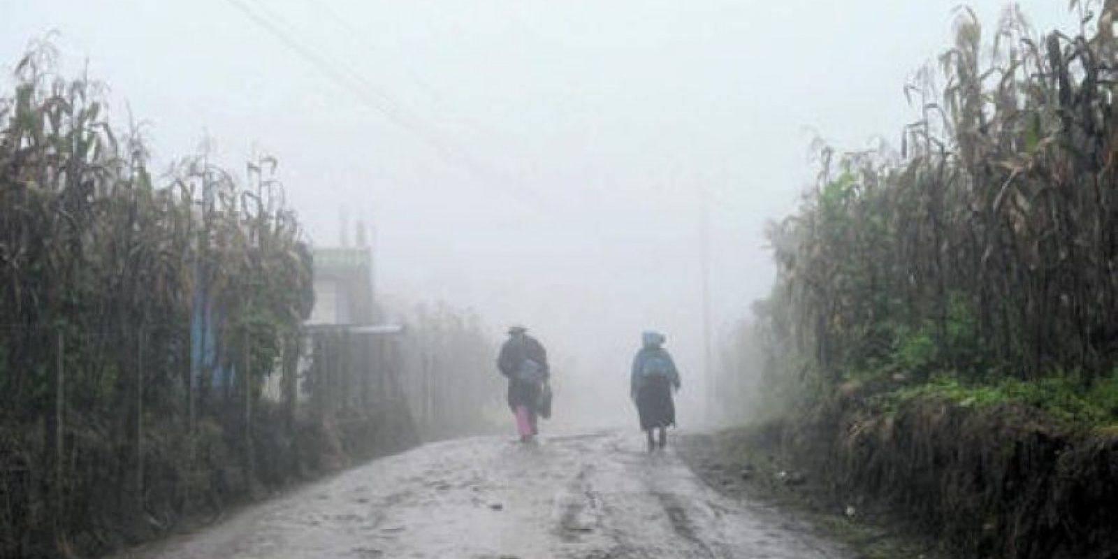 El área del altiplano (Sololá, Quetzaltenango, Huehuetenango, San Marcos y Quiché) registrará las menores temperaturas durante los próximos meses.