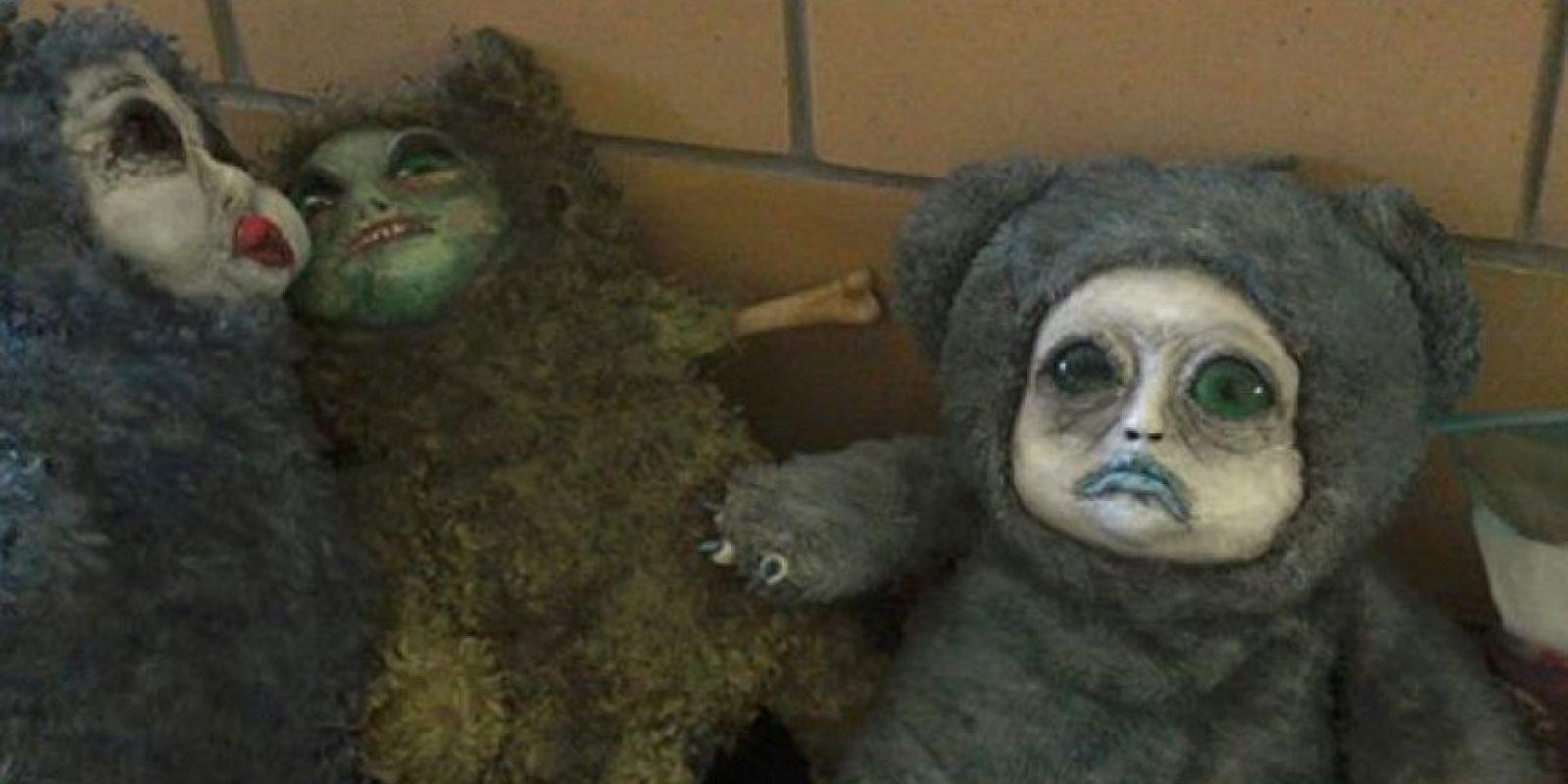 Ewoks zombies para alimentar sus pesadillas Foto:Reddit