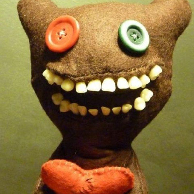 El oso más aterrador de todos los tiempos Foto:Reddit
