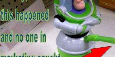 Buzz tiene grandes asuntos ahí. Foto:Reddit