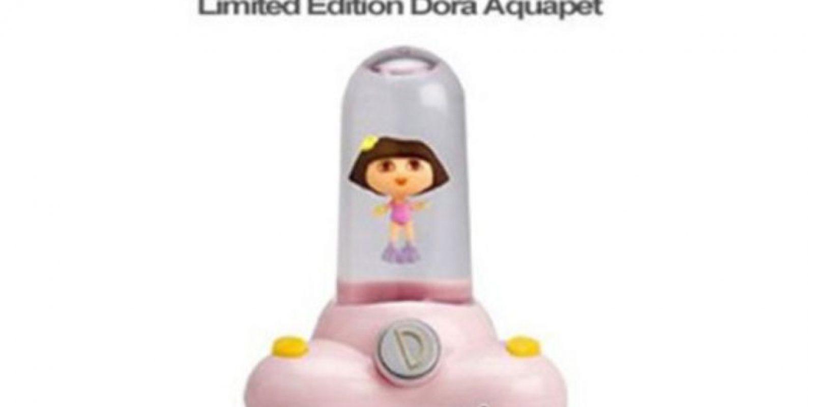 ¿Vibrador? de Dora la Exploradora. Foto:Reddit