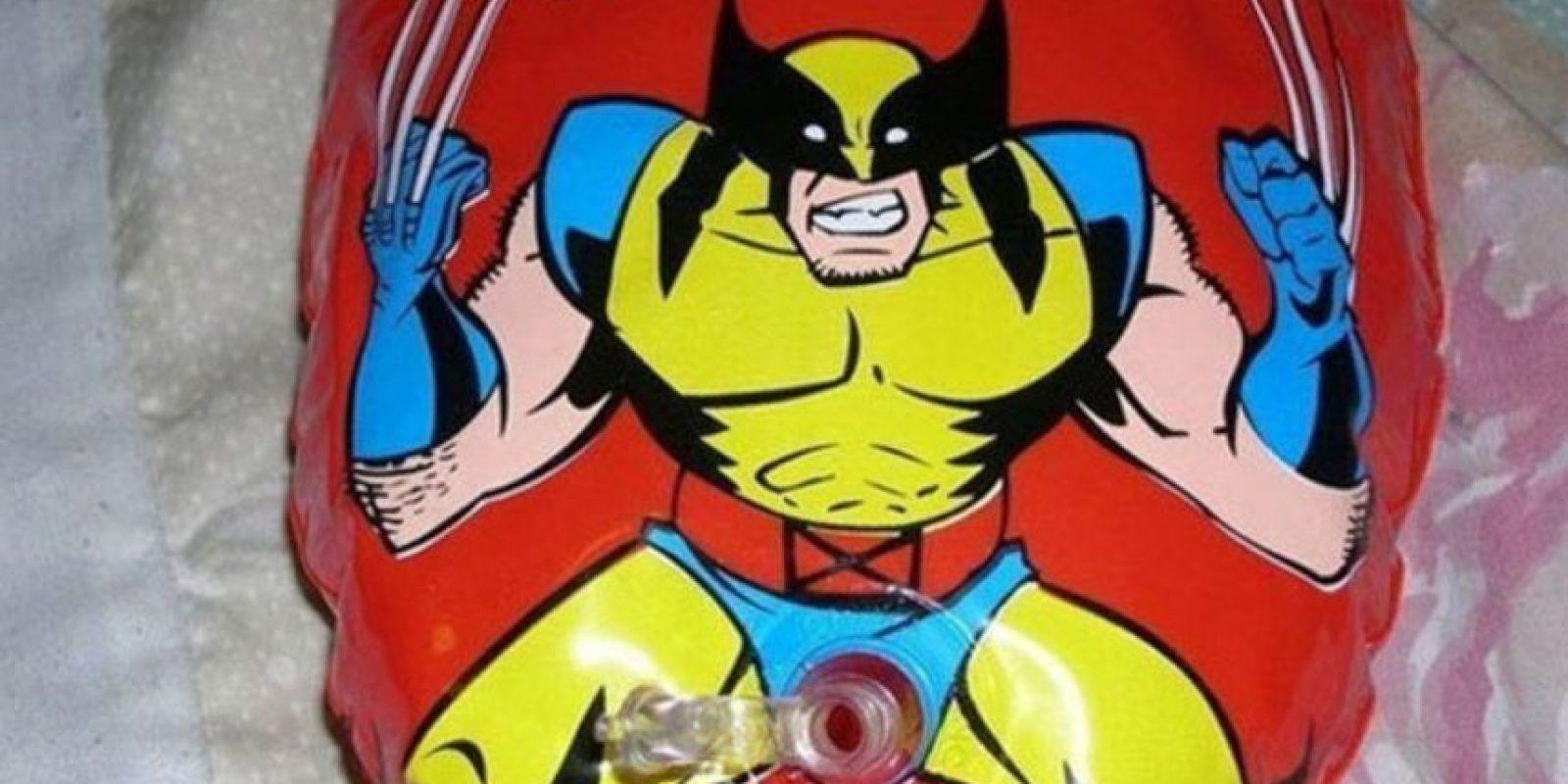 Wolverine sabe lo que hace. Foto:Reddit