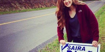 Conozcan a Saira Blair: A sus 18 años es congresista en Estados Unidos