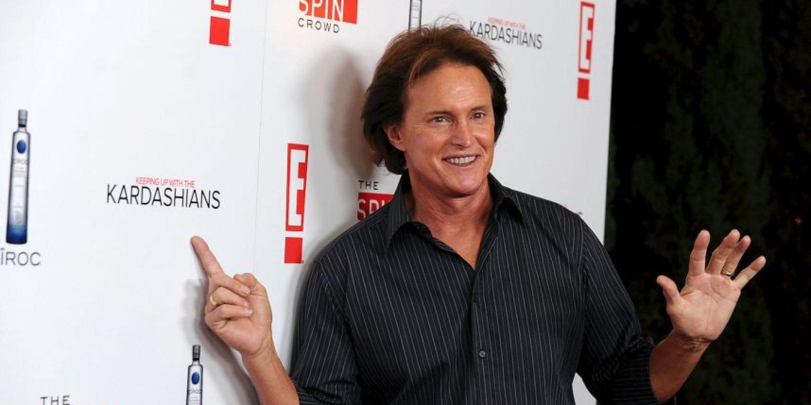 En septiembre de 2014 se dio a conocer que Kris Jenner y Bruce Jenner están en trámites de divorcio Foto:Getty Images