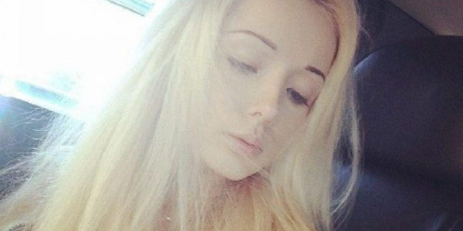 """Valeria Lukyanova es el verdadero nombre de la """"Barbie Humana"""" Foto:Facebook"""