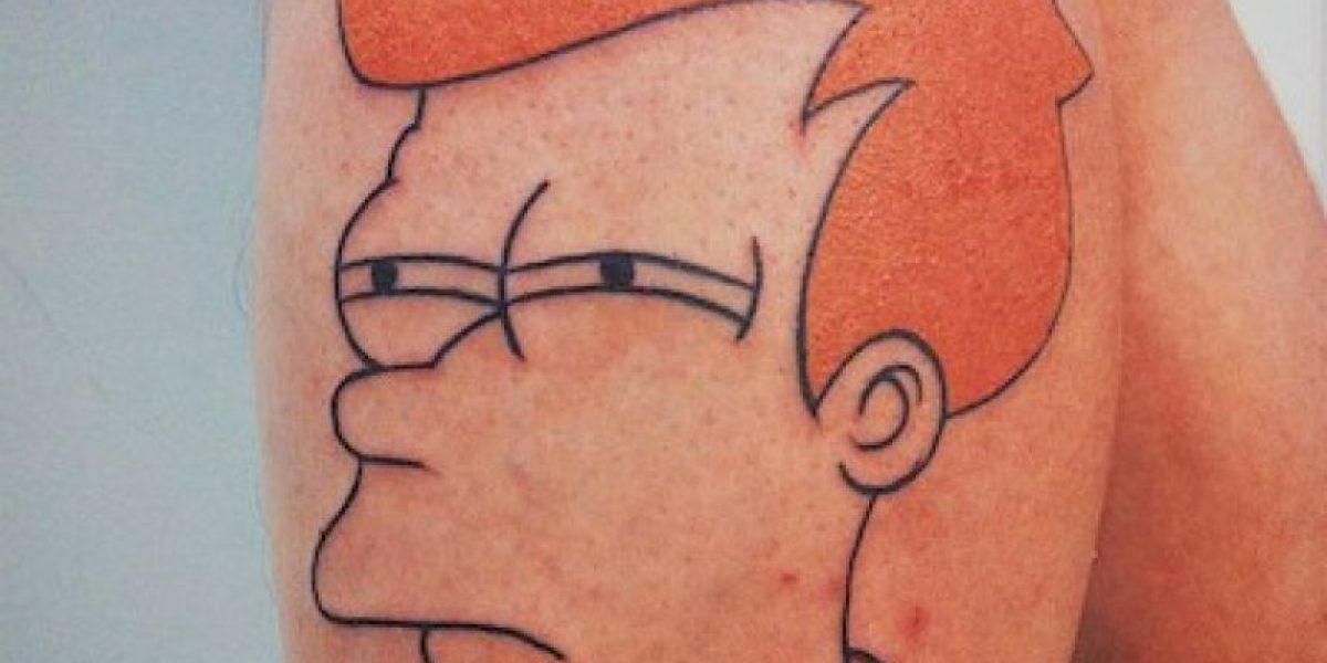 Video: Así será el capítulo que reunirá a Los Simpson y Futurama