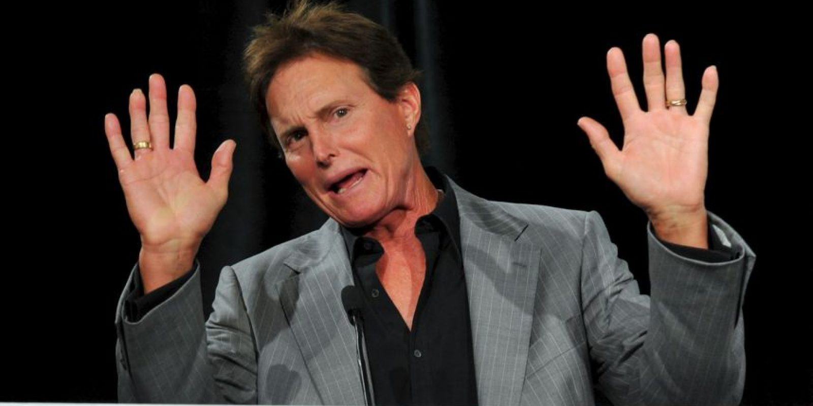 Bruce Jenner tiene seis hijos Foto:Getty Images