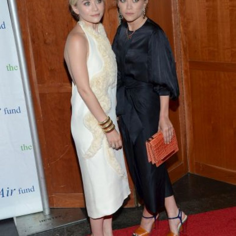 Mary-Kate Olsen and Ashley Olsen Foto: Getty Images