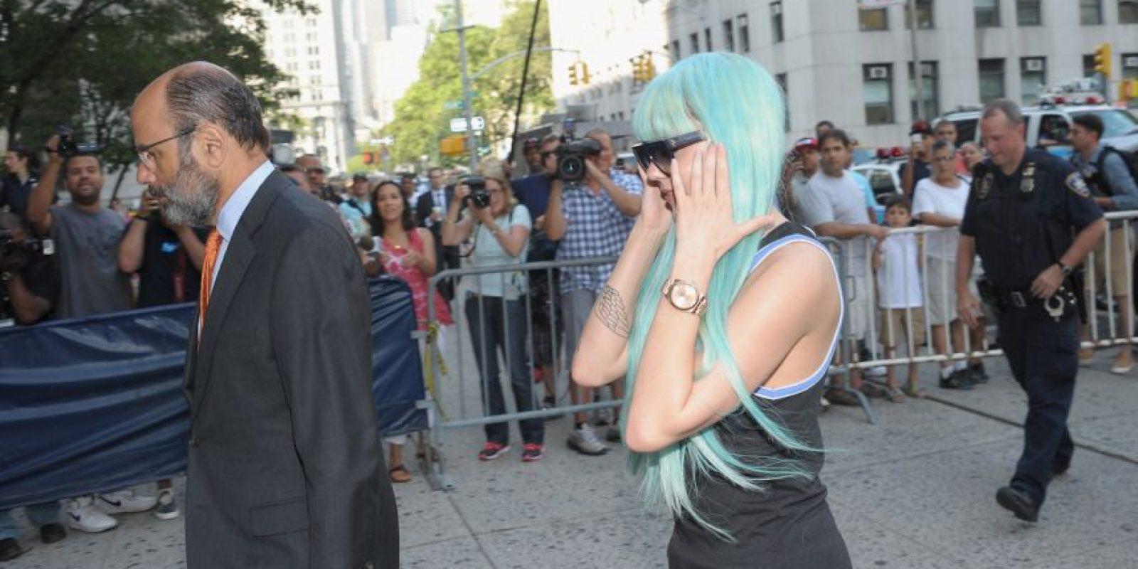 Declaró que sufría bipolaridad Foto:Getty Images