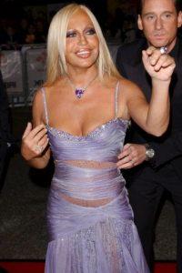 En 2003, en el Royal Albert Fashion Hall Foto:Getty Images