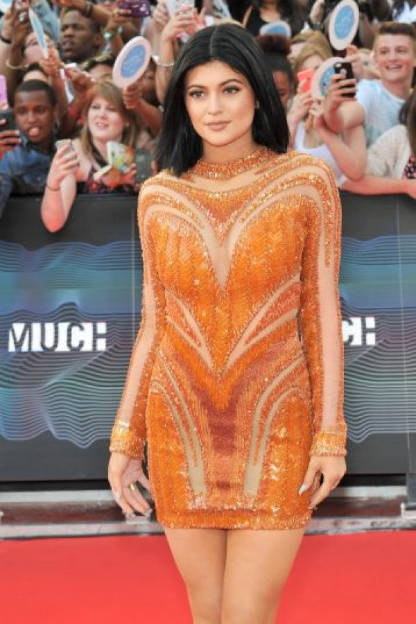 "Alcanzó la fama al participar del reality de su familia ""Keeping Up with the Kardashians"" Foto:Getty Images"