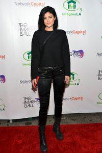 Su nombre completo es Kylie Kristen Jenner Houghton Foto:Getty Images