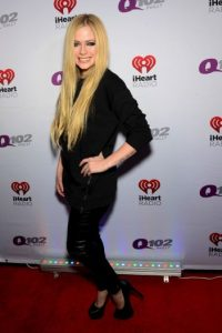 Avril Lavigne Foto:Getty Images