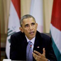 """2. """"Lo que está claro es que necesitamos una reforma migratoria ya, así que antes de que termine el año utilizaremos nuestro poder para llevar recursos a la frontera, uno de las preocupaciones de los americanos creo"""", manifestó el presidente estadounidense. Foto:Getty"""