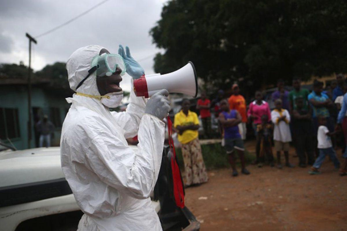 Liberia sigue siendo el país más afectado Foto:Getty Images