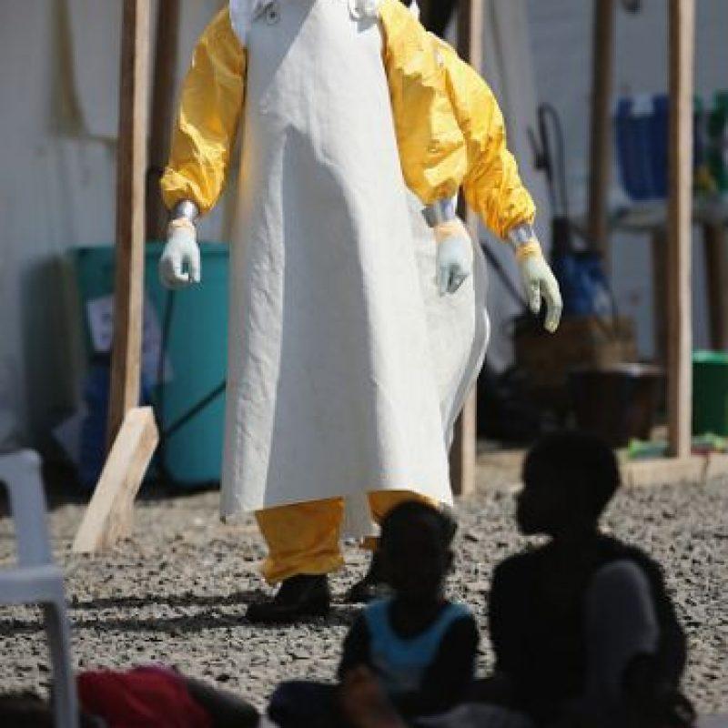 Por su parte, Sierra Leona ha reportado cuatro mil 759 casos Foto:Getty Images